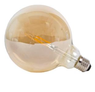 Led-lamp 2W rond model (E27)