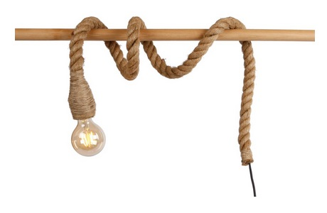 Fitting aan touw 150 cm